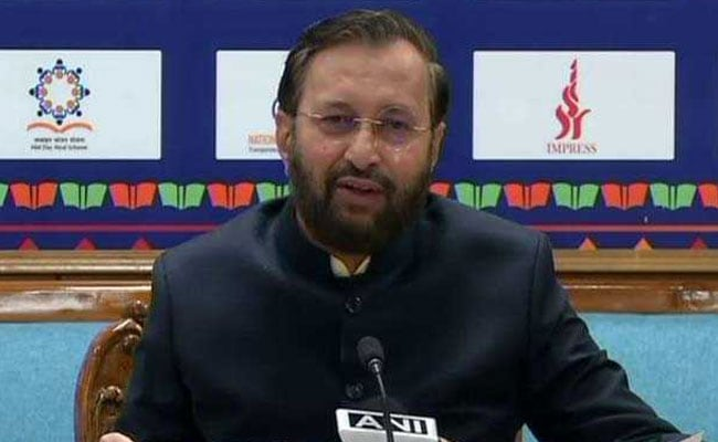 'Pro-Incumbency, Positive Vote': Prakash Javadekar On BJP's Big Win