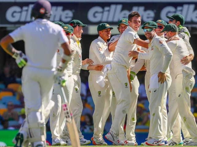 1st Test: Pat Cummins Leads Australian Rout Of Sri Lanka