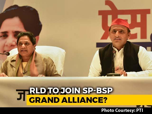 Video : To Get Into Mayawati-Akhilesh Yadav Club, RLD Debates Kairana Compromise