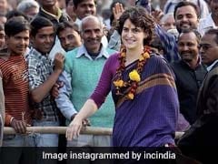 Priyanka Gandhi Vadra Joins Politics, Gets Key UP Post Ahead Of Polls