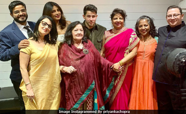 Nick Jonas and Priyanka Chopra Celebrate Wedding in North Carolina