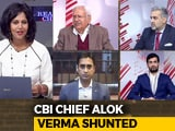 Video : CBI Row: No End In Sight