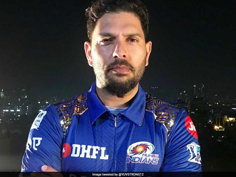 Yuvraj Singh Goes All Guns Blazing Ahead of IPL 2019