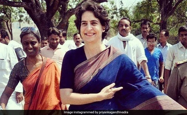 Priyanka Gandhi Vadra May Campaign In Karnataka For 2019 Polls: Congress