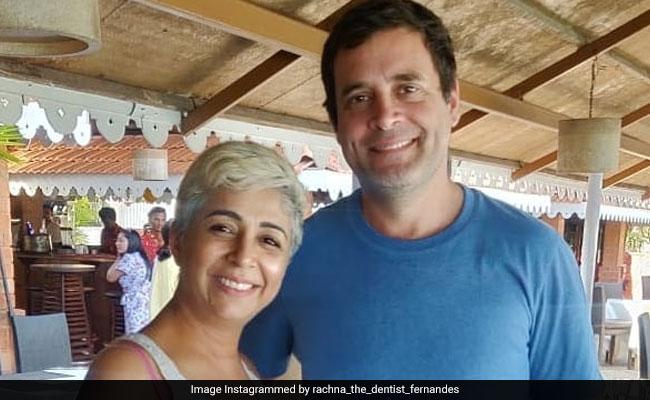 Please Visit New Bridge, BJP Urges Rahul Gandhi After His Goa Vacation