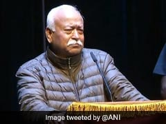 No War In India, Still Soldiers Are Dying: RSS Chief Mohan Bhagwat