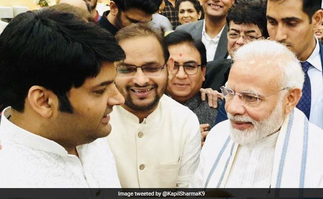'Great Sense Of Humour', Kapil Sharma Compliments PM Modi. His Response