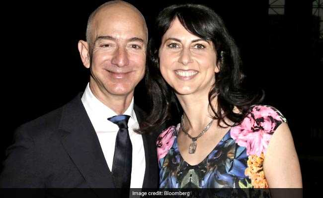 Jeff Bezos, Wife Divorcing After 25 Years 'Of Loving Exploration'