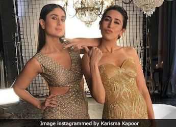 Kareena And Karisma Kapoor Bonding Over Coffee Is Every Sibling Duo Ever