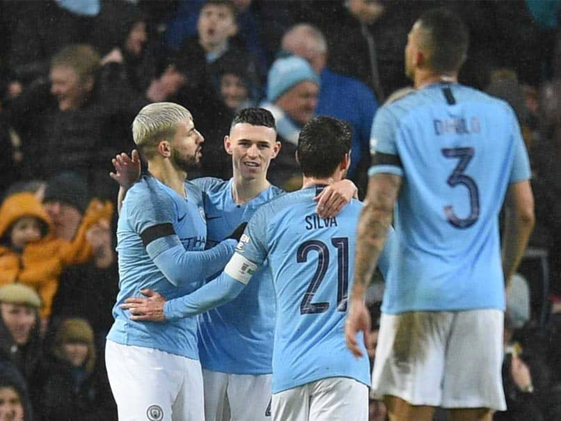 FA Cup: Manchester City Thrash Burnley 5-0, Wolves Play Out 2-2 Draw Against Shrewsbury