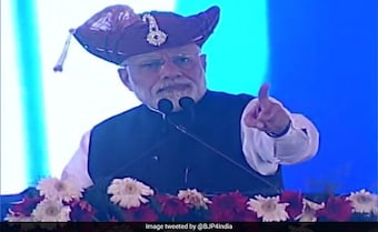 'My Actions Against Corruption Infuriated Some': PM's Dig At Opposition