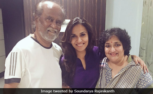 Rajinikanth's Daughter Soundarya May Marry Vishagan Vanangamudi In February: Reports