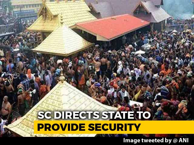 Video : 51 Women Below 50 Have Entered Sabarimala, Kerala Tells Supreme Court