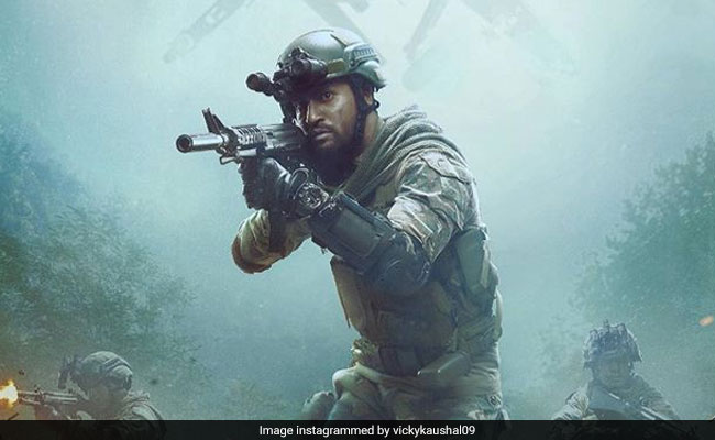 Uri: The Surgical Strike Movie Review - Without Vicky Kaushal, The Film Would Be A Complete Washout
