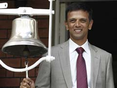 "Rahul Dravid Turns 46, Wishes Pour In For ""The Wall"""