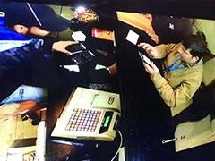 गुरुग्राम में बेखौफ बदमाशों ने होटल मैनेजर को मारी गोली- घटना CCTV में कैद, देखें VIDEO