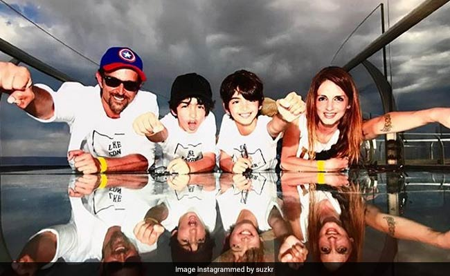 'Hrithik Roshan, BFF From And Through This World': Ex-Wife Sussanne Khan's Birthday Post For Him
