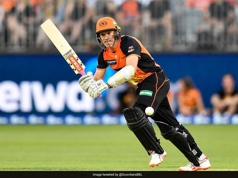 Big Bash League: Michael Klinger of Perth Scorchers was given out on the seventh ball of the over