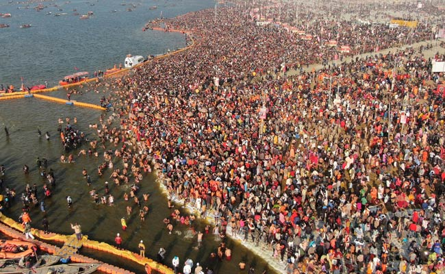 For Kumbh Mela, Railways To Make Announcements In 6 Languages