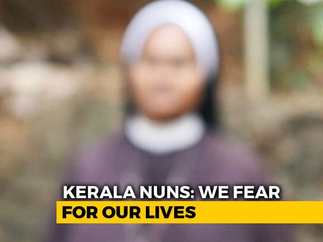"Video : We Fear For Our Lives"", Says Kerala Nun After Notice From Church"