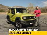 Exclusive: Suzuki Jimny 4x4 Review