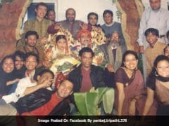 This Pic From Pankaj Tripathi's Wedding 15 Years Ago Is Viral