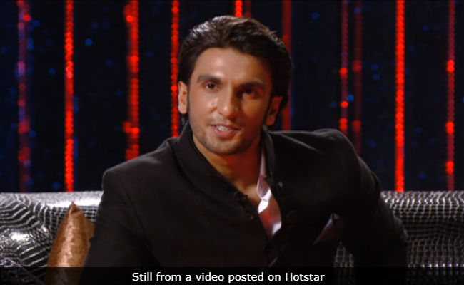After Hardik Pandya Row, The Internet Digs Up Ranveer Singh's 'Sexist' Remarks On Koffee With Karan