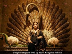 Kangana Ranaut's Sister To Krish On <i>Manikarnika</i> Row: 'Leave Her Alone, She Is Film's Leading Face'