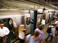 Woman Carrying Baby Dies After Falling Down Stairs In New York Subway