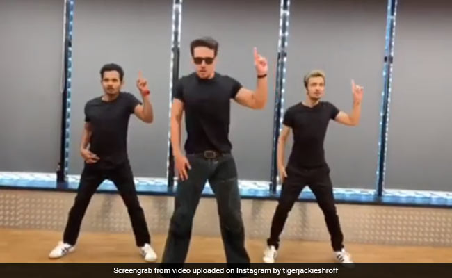 This Avengers: Endgame Actress Left A Comment On Tiger Shroff's Post