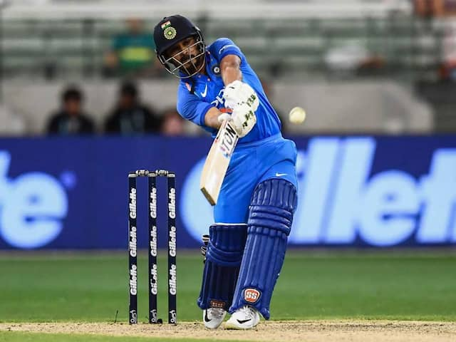 Its Good That Lot Of Guys Are Competing For One All-Rounders Slot: Kedar Jadhav