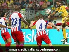 ISL: Late Goals See Kerala Blasters, ATK Share Spoils