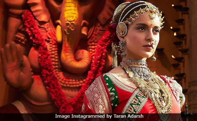 Manikarnika Box Office Collection Day 1: Kangana Ranaut's Film Emerges As A Clear Winner