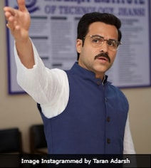 Box Office: Emraan Hashmi's 'Why Cheat India' Gets A Slow Start