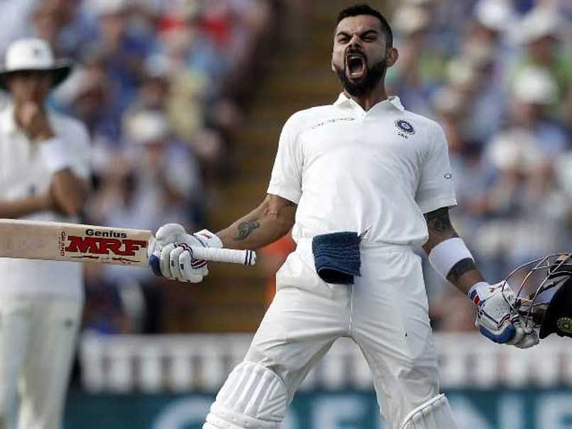 """Very, Very Happy"": Virat Kohli Makes History, Dominates ICC Awards"