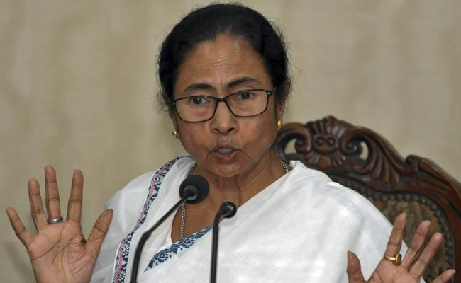 Is Centre Trying To Stop Durga Puja By Taxing Organisers, Asks Mamata Banerjee