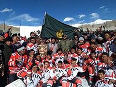 आईटीबीपी ने सेना को हराकर जीती राष्ट्रीय आइस हॉकी प्रतियोगिता