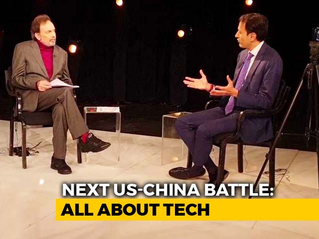 Video : Top 10 Trends Of 2019: Next US-China Battle To Be All About Tech