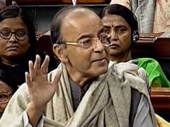 """He Was Blue-Eyed Boy, Loved His Shawls"": Sumitra Mahajan On Arun Jaitley"