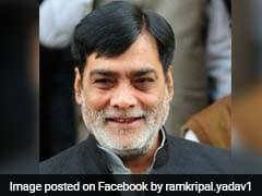 रामकृपाल का मीसा को जवाब, 'वो मेरी भतीजी, कटा हाथ भी आर्शीवाद के लिए उठेगा'