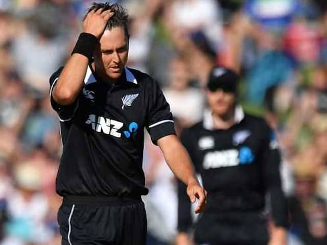 """Trent Boult Pinpoints Two """"Obvious"""" Areas That Needs Improving For New Zealand"""
