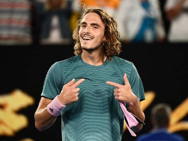 Australian Open 2019 Stefanos Tsitsipas A Greek Tennis God In The Making Tennis News