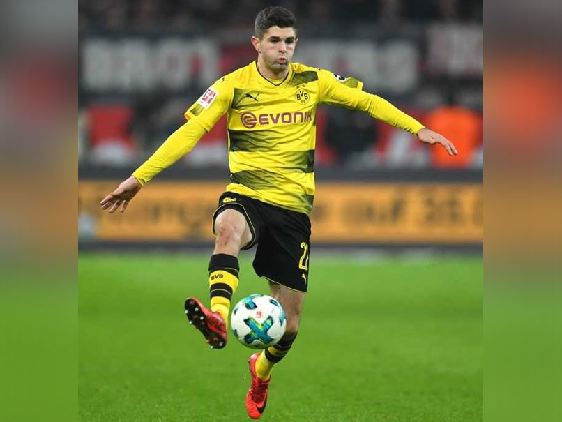 Chelsea Sign American Star Christian Pulisic From Borussia Dortmund