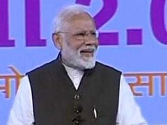 PM Modi Flags Off Development Projects In Karnataka