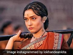Ankita Lohkande Explains Why She Picked <I>Manikarnika</I> As Her Debut Film