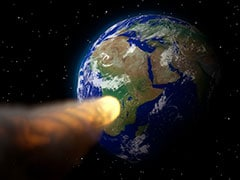 Earth Hit By More Asteroids Since Time Of Dinosaurs: Scientists