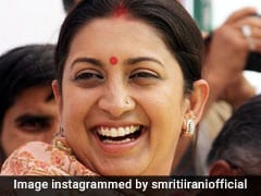 After Monday, Smriti Irani Targets Tuesday With A <i>Game Of Thrones</i> Twist