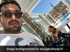 Anurag Kashyap's Lunch Date With Daughter Aaliyah. See Pics