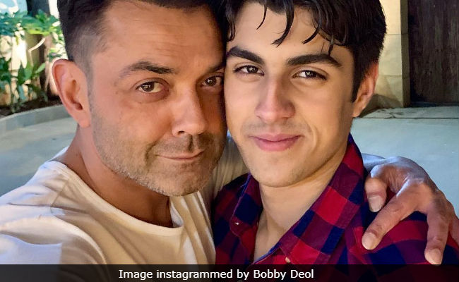 Viral: The Internet Is Crushing On Bobby Deol's Son Aryaman