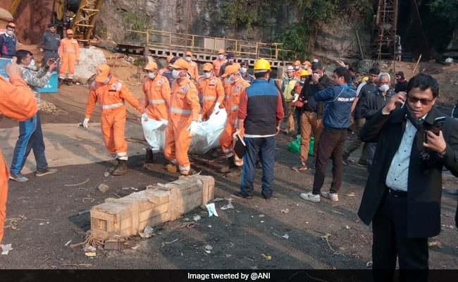 Meghalaya Miner's Body Pulled Out From Flooded Mine, Six Weeks After 15 Were Trapped